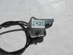 2420) Фиксатор центральной подставки с тросом Honda Dio AF34