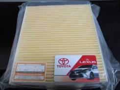 Фильтр салона. Toyota: Esquire, Voxy, Camry, Noah, Innova, Hilux, Fortuner, Prius PHV, C-HR, Prius, Vellfire, Alphard Lexus RX450h, AGL20, AGL25, GGL2...