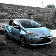 Прокат авто Toyota Aqua в Уссурийске