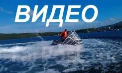 Путешествия на гидроциклах по Заливу Петра Великого.