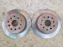 Тормозные диски задние Toyota Aristo JZS161, 2Jzgte