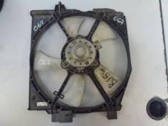 Вентилятор охлаждения радиатора. Mazda Familia, BJ3P, BJ5P, BJ5W, BJ8W, BJEP, BJFP, BJFW, YR46U15, YR46U35, ZR16U65, ZR16U85, ZR16UX5 Mazda 323, BJ, B...