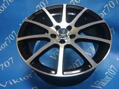 Новые литые диски на тойота Toyota R16 5-100 Шиномонтаж! 1603