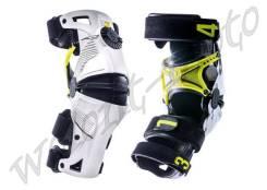 Наколенники шарнирные Mobius X8 XL Белый с желтым