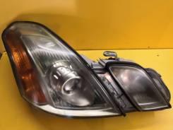 Фара. Toyota Mark II Wagon Blit, GX110, GX115, JZX110, GX110W, GX115W, JZX110W Toyota Mark II, GX110, GX115, JZX110 Двигатели: 1GFE, 1JZFSE