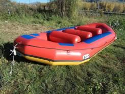 Надувная лодка (Рафт туристический)
