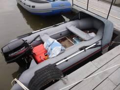 Лодка ПВХ Hunter 320
