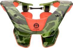 Защита шеи ATLAS AIR Orange Ruck размер:М зеленая/оранжевая (2018)