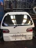 Дверь багажника. Mitsubishi Delica, PA4W, PA5W, PB4W, PB5W, PB6W, PD4W, PD6W, PE8W, PF6W, PF8W, PD8W 4D56, 4G64, 4M40, 6G72