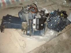 Двигатель Yamaha 115ВЕТО 1995 год в разборе