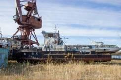 Костромич буксир / катер: проект Т-63М / 1962г. в