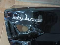 Эмблема Solaris на крышку багажника Hyundai Solaris 2 [с 2017- г. в. ]