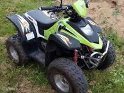 Stels ATV 50, 2012