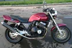 Honda CB 400SFVK, 2012