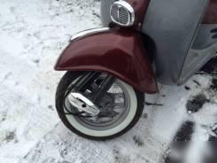 Хром решётка сигнала Honda Giorno AF24 Retro scooters