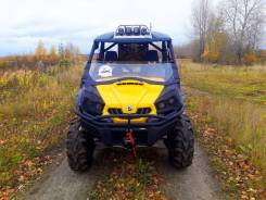 BRP Can-Am Commander 1000 XT, 2010