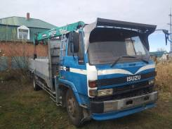 В разбор Isuzu Forward