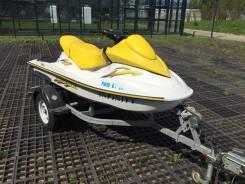 Гидроцикл Sea-doo BRP GTI RFI 110л. с (2005г)