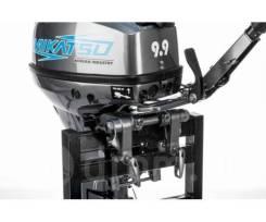 Акция! Лодочный мотор Mikatsu M9.9FHS+чехол+жилет