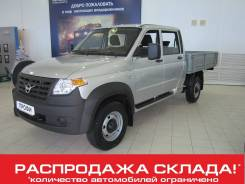 УАЗ Профи. , 2 700куб. см., 1 350кг., 4x4