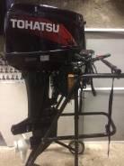 Продам мотор Tohatsu 30 2-х такный с рулевой установкой.