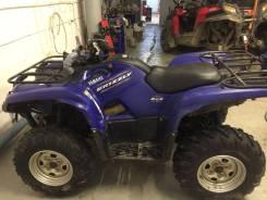Yamaha Grizzly 550, 2009