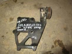Крепление компрессора кондиционера. Lifan Solano, 630