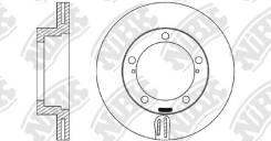 Диск тормозной передний Toyota LAND Cruiser 200 15- / Lexus LX570 15-
