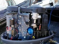 Продам отличный мотор юмаха115 четырех тактный