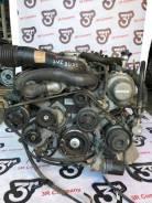 Двигатель в сборе. Toyota Celsior, UCF30 3UZFE
