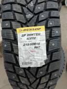 Dunlop SP Winter ICE 02, 215/60 R16