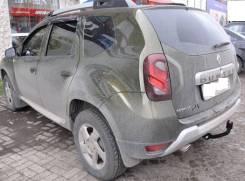 Фаркоп для Renault Duster (Рено Дастер)