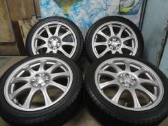 """Продам Отличные Стильные колёса Laycea+Зима 215/45R17Toyota, Subaru. 7.0x17"""" 5x100.00 ET48"""
