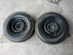 Dunlop DSV-01 195/80R15 107/105L L.T. 2011