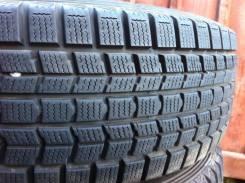Dunlop Grandtrek SJ7. зимние, без шипов, 2009 год, б/у, износ 10%