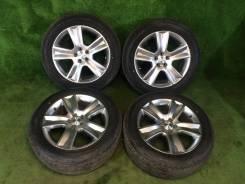 """Комплект колес 215/55R17 Bridgestone Ecopia PZ-X Лето. 7.0x17"""" 5x100.00 ET48"""