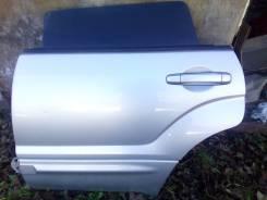Дверь боковая. Subaru Forester, SG, SG5