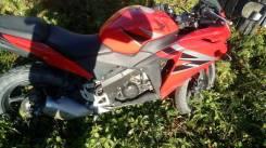 Honda CBR 150R. 150куб. см., исправен, птс, с пробегом