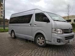 Услуги микроавтобуса 12 мест