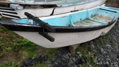 Лодка шхуна рыболовно транспортная