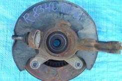 Ступица с диском тормозным правым