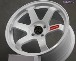 NEW! Комплект дисков Volk Racing TE37SL R17 8j ET35 4*100 (D164/1)