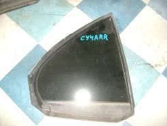 Форточка двери Mitsubishi Lancer X CY4A 2007 Задняя Правая