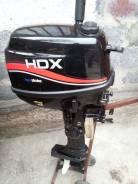 Лодочный мотор HDX 4 четырех тактный