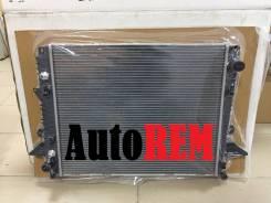 Радиатор охлаждения двигателя. Land Rover Discovery, L319 Land Rover Range Rover Sport Двигатели: AJ41, AJD