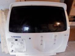 Дверь багажника на Mitsubishi Pajero