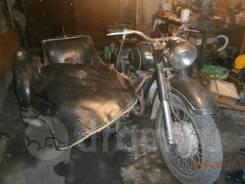 Днепр К-750, 1968
