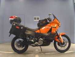 KTM 990 Adventure. 990куб. см., исправен, птс, с пробегом