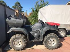 Yamaha Grizzly 660, 2004