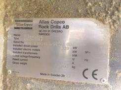 Atlas Copco, 2012
